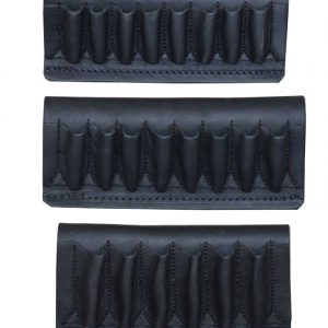 Slide on Genuine Leather Ammunition Holder