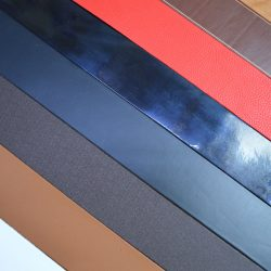 Basic Leather Guitar Straps