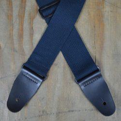 2.5″ Slide Adjustable Cotton Webbing Guitar Strap