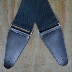 3.5″ Slide Adjustable Cotton Webbing Guitar Strap