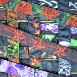 Tattoo Rag Guitar Straps