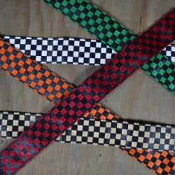 Checker Ragstraps
