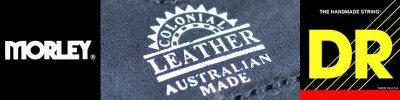Australian Made Guitar Straps & Musical Accessories
