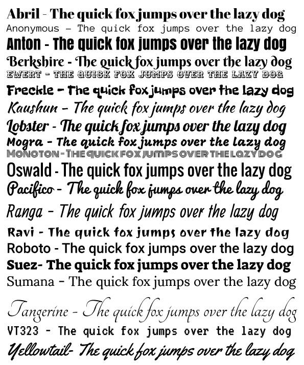 Custom-Laser-Fonts