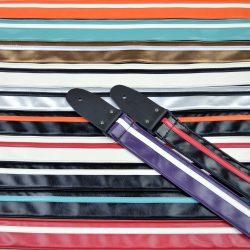 Stripe Rag Guitar Straps